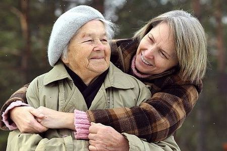hvordan kommunisere med eldre