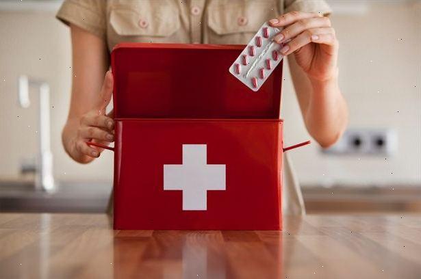 Førstehjelpsskrin barn
